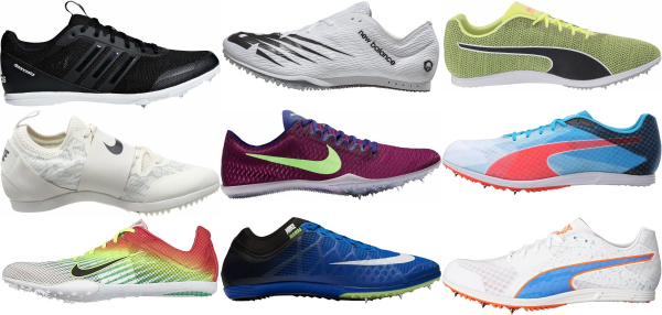 buy steeplechase track & field shoes for men and women