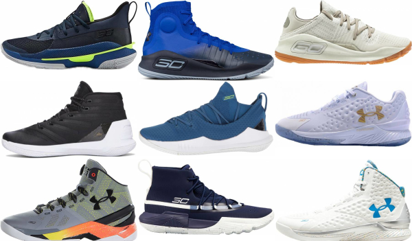 buy stephen curry basketball shoes for men and women
