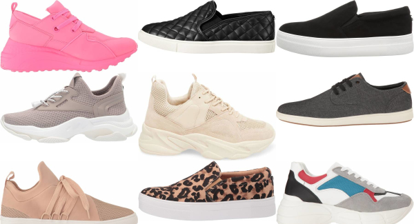 buy steve madden low top sneakers for men and women
