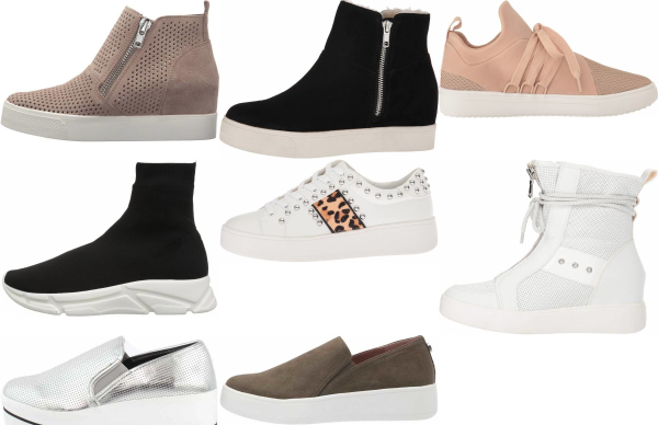 buy steve madden platform sneakers for men and women