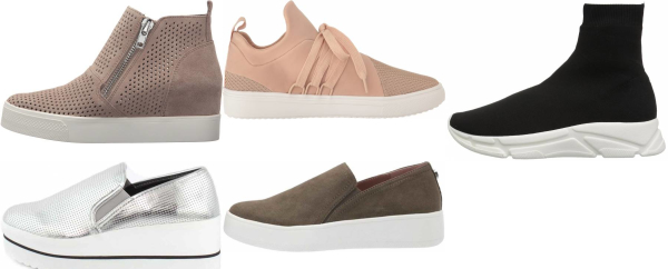 buy steve madden slip-on sneakers for men and women