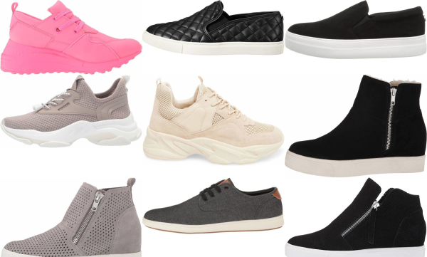 buy steve madden sneakers for men and women