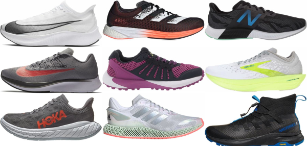 buy stiff running shoes for men and women