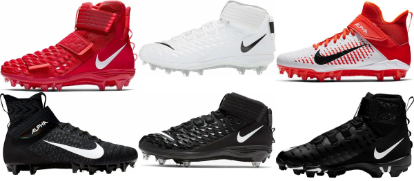 buy strap football cleats for men and women