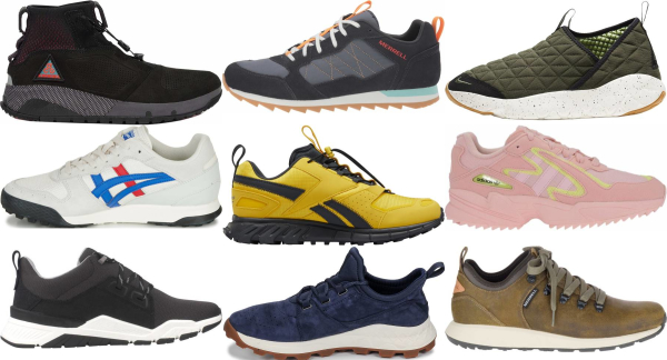 buy summer hiking sneakers for men and women