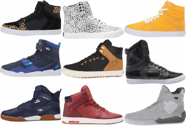 buy supra high top sneakers for men and women