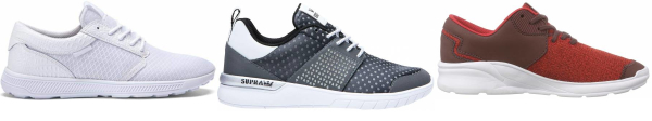 buy supra running sneakers for men and women