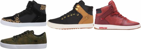buy supra vaider sneakers for men and women
