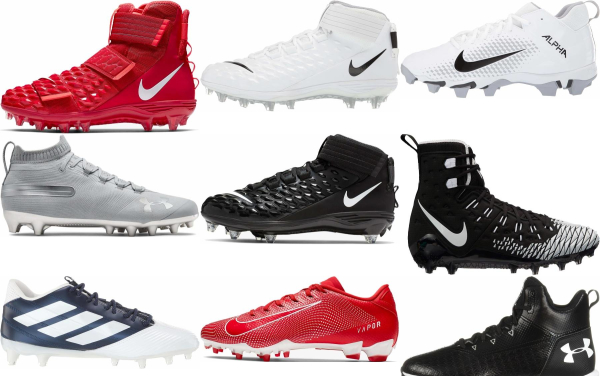 buy synthetic football cleats for men and women