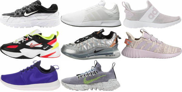 buy synthetic lace sneakers for men and women