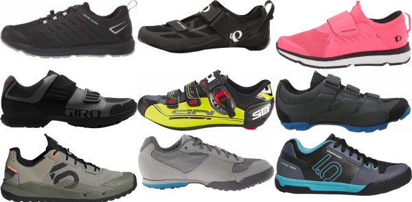 buy synthetic/mesh upper cycling shoes for men and women