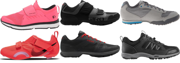 buy synthetic/mesh upper indoor cycling shoes for men and women