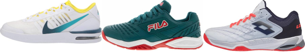 buy synthetic/textile tennis shoes for men and women