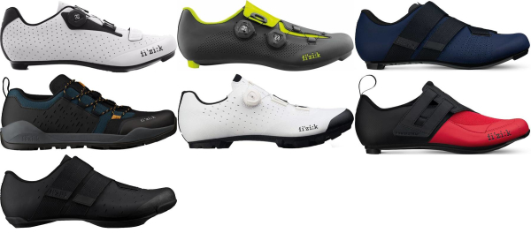 buy synthetic upper fizik cycling shoes for men and women