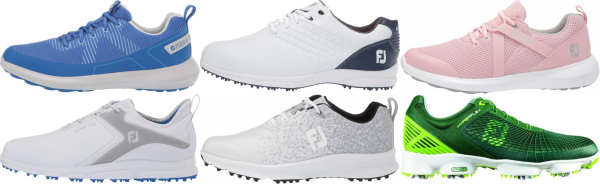 buy synthetic upper footjoy golf shoes for men and women
