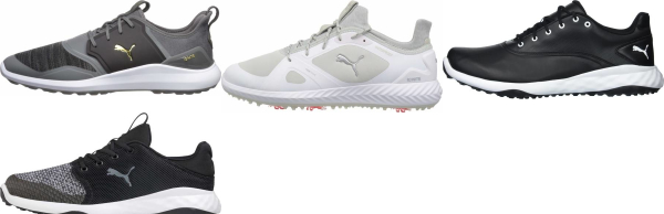 buy synthetic upper puma golf shoes for men and women