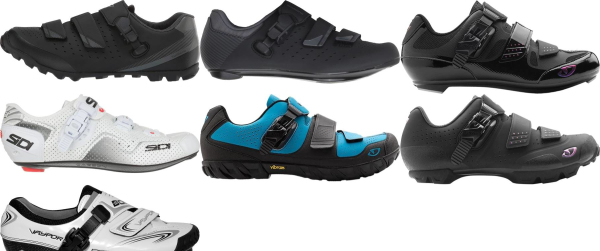 buy synthetic upper ratchet cycling shoes for men and women