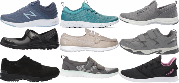 buy synthetic upper walking shoes for men and women