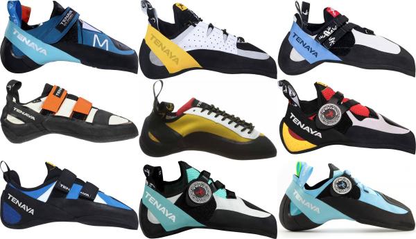 buy tenaya climbing shoes for men and women