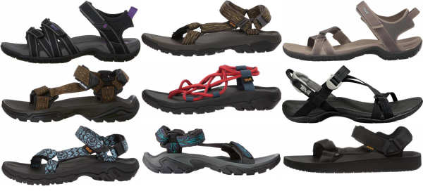 buy teva hiking sandals for men and women