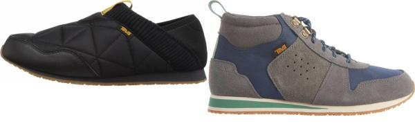 buy teva hiking sneakers for men and women