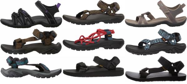 Save 31% on Teva Vegan Hiking Sandals