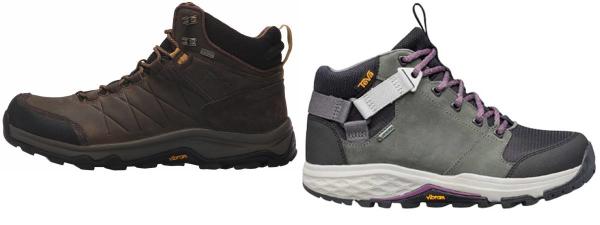 buy teva waterproof hiking boots for men and women