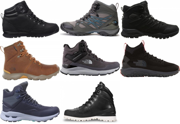 buy the north face hiking boots for men and women