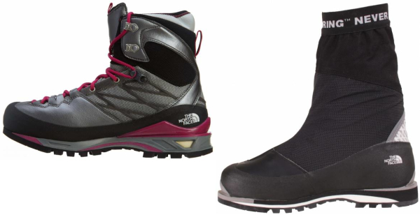 buy the north face mountaineering boots for men and women