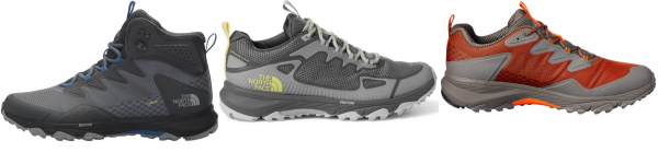buy the north face speed hiking shoes for men and women