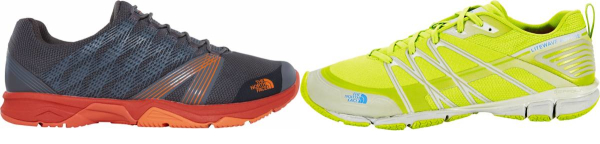 buy the north face training shoes for men and women