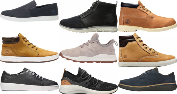 Save 27% on Timberland Casual Sneakers
