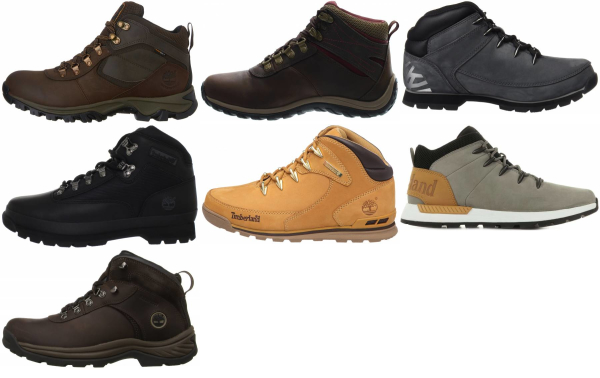 buy timberland lightweight hiking boots for men and women