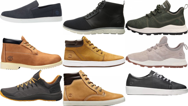 Save 20% on Timberland Sneakers (33