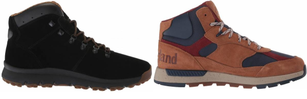 buy timberland suede hiking boots for men and women