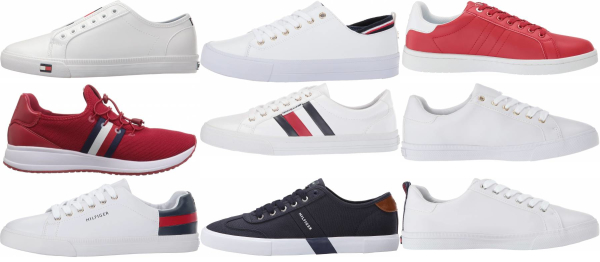 buy tommy hilfiger cheap sneakers for men and women