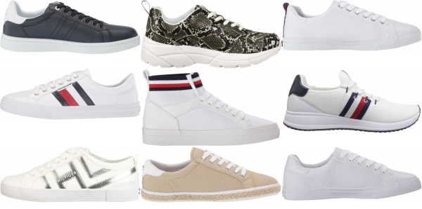 buy tommy hilfiger laces sneakers for men and women