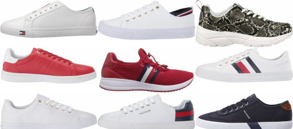buy tommy hilfiger low top sneakers for men and women
