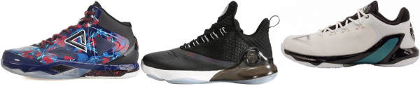 buy tony parker basketball shoes for men and women