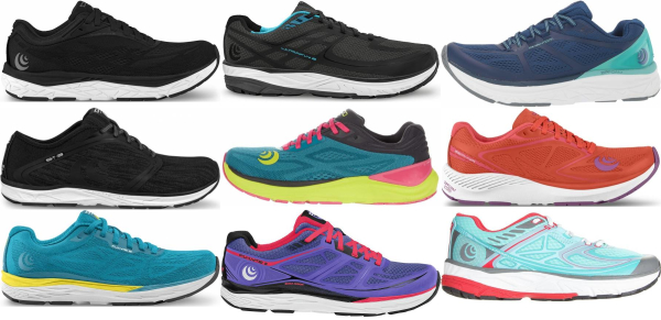 buy topo athletic  road running shoes for men and women