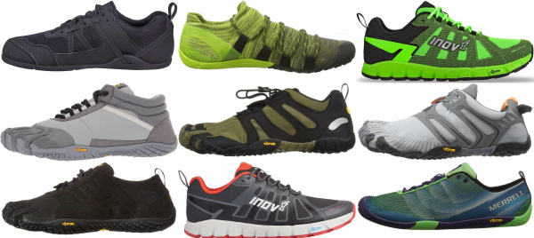 buy trail barefoot running shoes for men and women