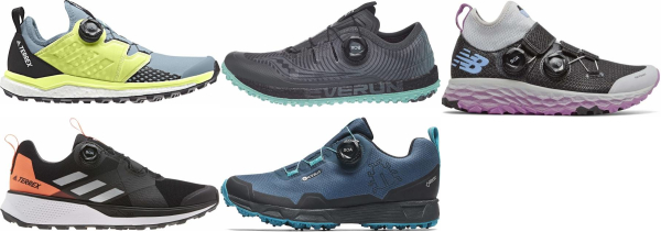 buy trail boa running shoes for men and women