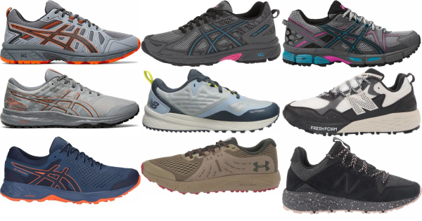 buy trail cheap running shoes for men and women