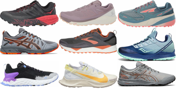 buy trail comfortable running shoes for men and women