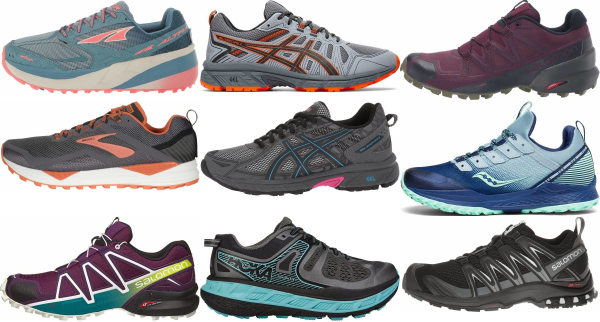 buy trail heavy running shoes for men and women