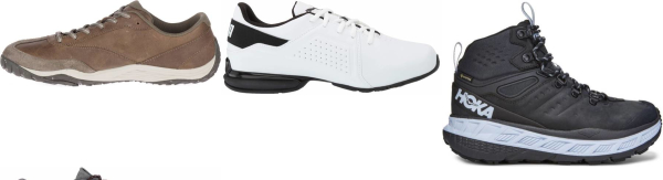buy trail leather running shoes for men and women