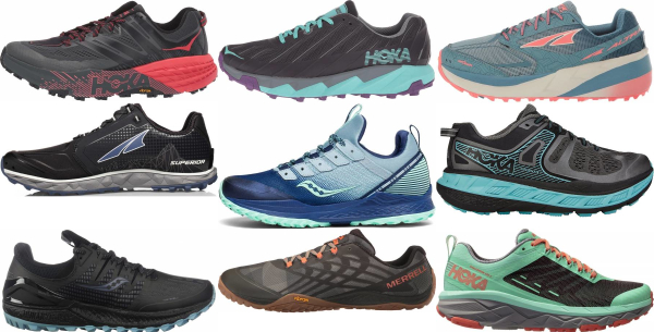 buy trail low drop running shoes for men and women