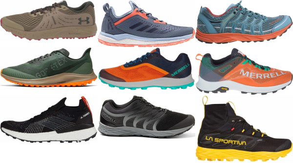 buy trail reflective running shoes for men and women
