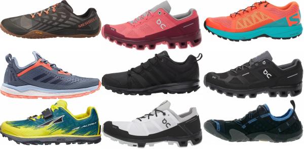 buy trail slip-on running shoes for men and women