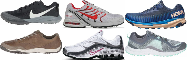 buy trail walking running shoes for men and women